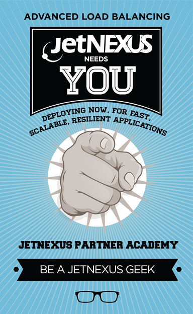 edgeNEXUS load balancer partner academy